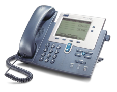 گوشی تلفن سیسکو Cisco Unified IP Phone 7940G - Cisco Unified IP Phone 7940G