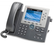گوشی تلفن سیسکو Cisco Unified IP Phone 7965G - Cisco Unified IP Phone 7965G